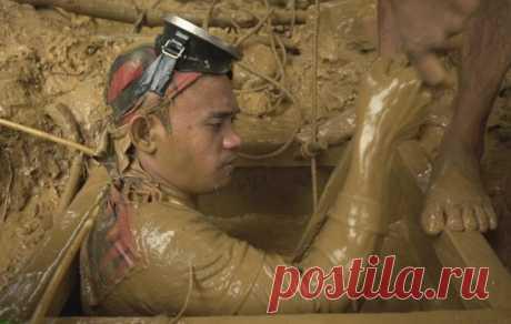 Мертвое золото Филиппин: работа на выживание | Видео дня