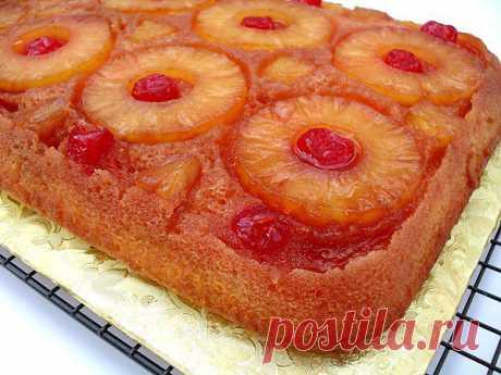 Перевернутый пирог: Три вкусные идеи.