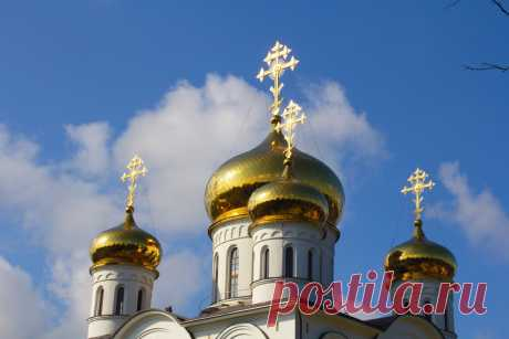 Что означают купола православных церквей