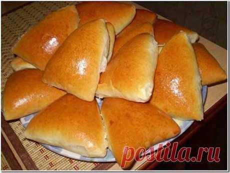 Пирожки на майонезе без масла и яиц