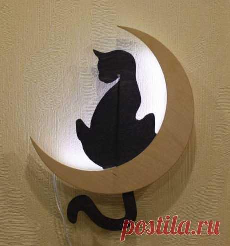 Кота всем на ночь