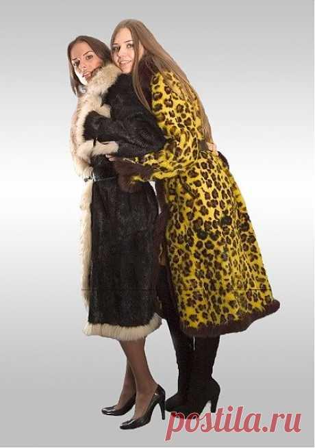 Шубка  (  № МеХ 65 ) Размер: индивидуальный пошив Материал : вор-к Англ. Песец,дл=117,  цвет трафарет леопард на желтом