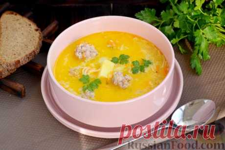 Сливочный суп с фрикадельками и вермишелью Привычный всем вкус супа с фрикадельками и тонкой вермишелью заиграет новыми красками, если добавить в него 2-3 ложки сливок. Нежный, мягкий сливочный