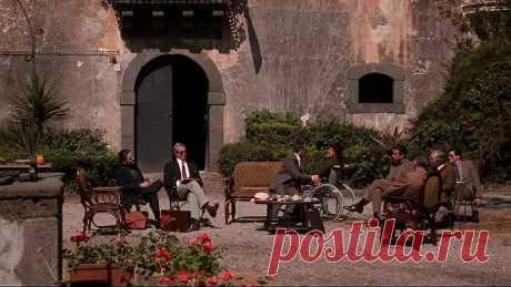 El Padrino Epilogo - La Muerte de Michael Corleone (2020)