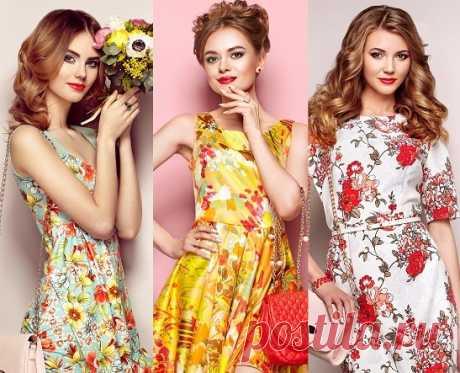 Модные платья лето 2020 - 2021: актуальные расцветки и фасоны. Тренды и тенденции летней моды 2020 - 2021