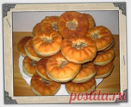 Перемячи с картофелем - Татарские блюда