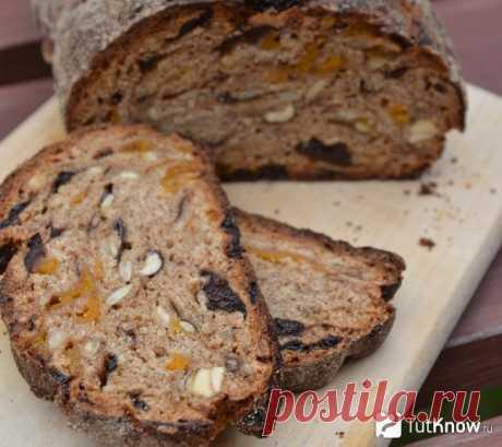 Как испечь хлеб из ржаной муки: рецепты и приготовление