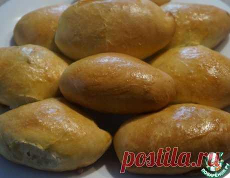 Пирожки с капустой – кулинарный рецепт
