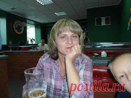 Оксана Притула