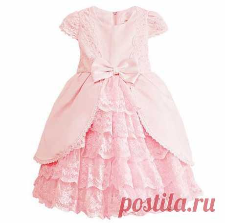 Платье ( ChiL 15 ) Размер:90, 100, 120, 130, 135 Материал : сатин, полиэстер
