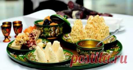 Татарские блюда – рецепты салмы, шурпы, кыстыбыя, бешбармака, балиша, азу