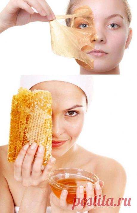 10 гениальных советов по использованию мёда не по прямому назначению