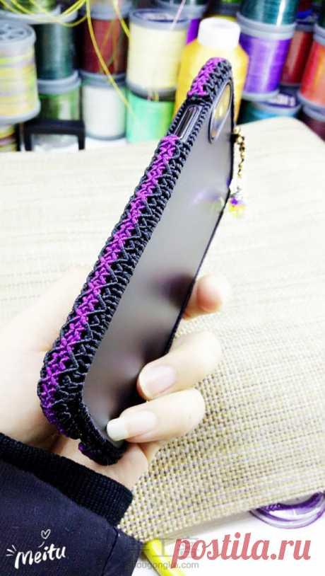 Чехол для мобильного телефона из южной Америки