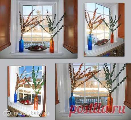 Дизайн окна на кухне: стильные варианты декорирования