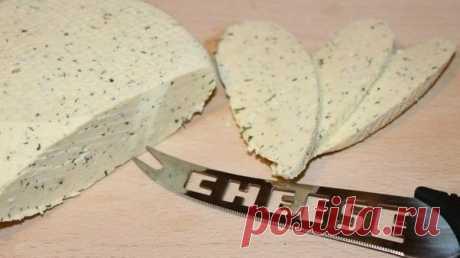 Как приготовить домашний сыр  - рецепт, ингридиенты и фотографии