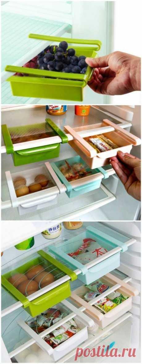Как содержать холодильник в чистоте и порядке | Мой дом