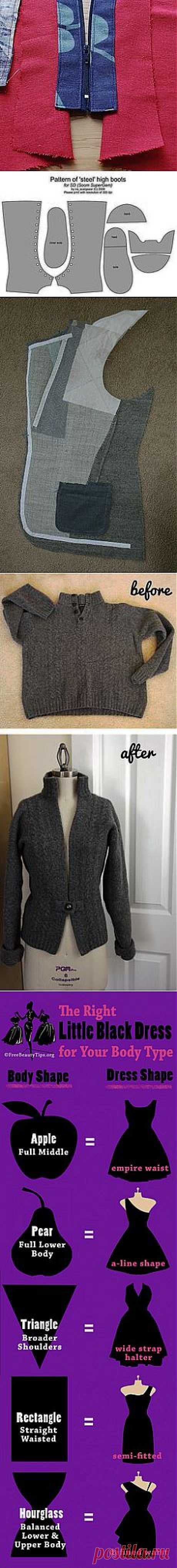 techniques for sewing and pattern drafting в Pinterest