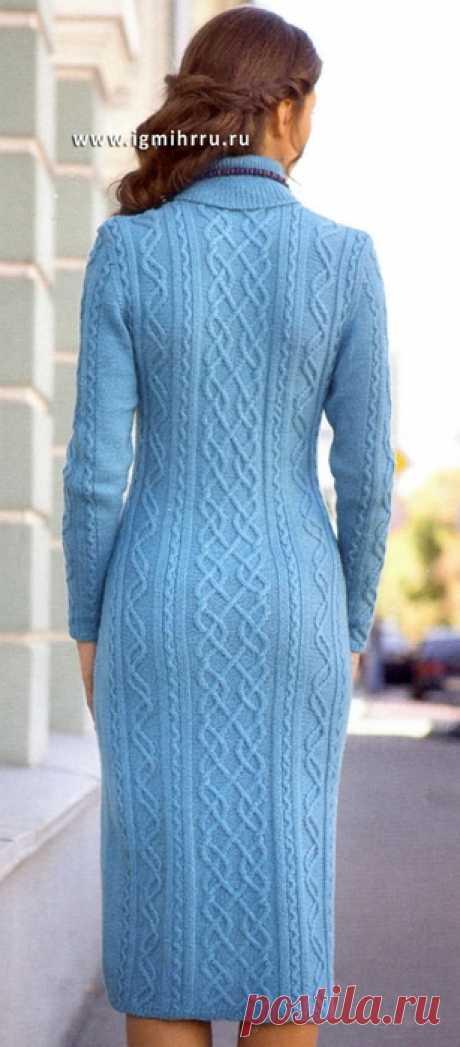 Por los rayos. El vestido caliente por el dibujo en relieve