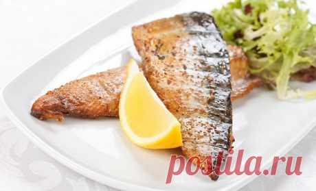 Простой способ жарки любой рыбы: получается супер вкусно   Рекомендательная система Пульс Mail.ru