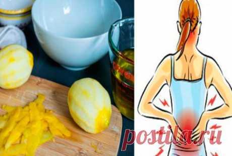 Лимонная цедра поможет избавиться от боли в суставах навсегда! Жаль, что раньше об этом не знала! - Женский Журнал Лимоны являются одними из самых полезных плодов на планете, так как они богаты необходимыми питательными веществами, которые поддерживают общее состояние здоровья.Тем не менее, вы наверняка слышали о пользе лимонного сока, не так ли? Лимоны в изобилии витаминов и минералов, включая витамин А, С, В1, В6, калия, биофлавоноидов, фолиевой кислоты, магния, пектина...