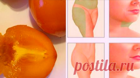 Просто съешь кусочек хурмы и посмотри, что произойдет с твоим организмом! — Полезные советы
