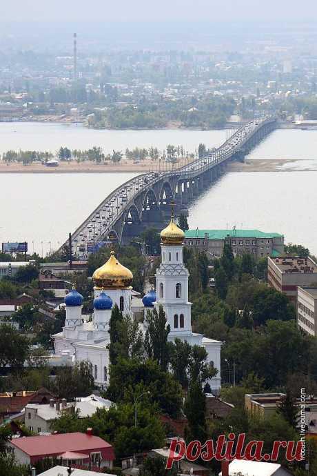 Саратов.Волга.