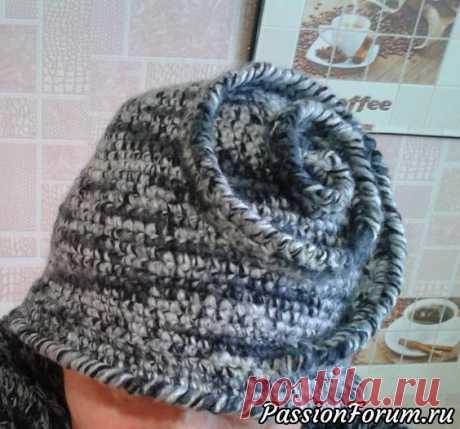 """Любимая шляпка """"Люси"""" - запись пользователя Lucy286 (Lyudmila) в сообществе Вязание крючком в категории Вязаные крючком аксессуары"""