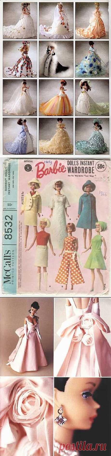 Одежда для кукол своими руками | Записи в рубрике Одежда для кукол своими руками | Дневник Куклы_и_только_куклы