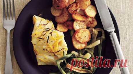 👌 Как идеально приготовить рыбное филе в духовке, рецепты с фото Этот сытный ужин из рыбы, картошки и зелёного лука мы сегодня приготовим в духовке. Ароматное, румяное и очень вкусное блюдо будет готово всего через 30 минут! Вам и вашим домашним...