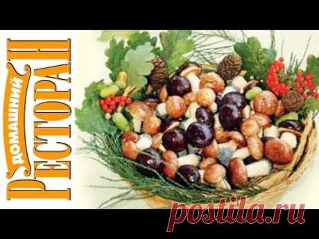 Печенье «Грибочки» - Kulinar24TV