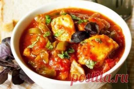 Пеппероната с курицей: подруга привезла рецепт из Италии, готовим второй вечер подряд   Вкуснятина невероятная!      Ингредиенты: филе куриной грудки — 500 грамммука — 1 ст. л.соль и перец по вкусулук — 2 штукичеснок — 4 зубчикаперец болгарский — 2 штукитоматы (можно взять томаты в со…