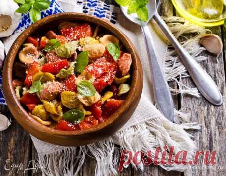 Малоизвестные рецепты итальянской кухни: бифштекс по-флорентийски, арростичини, панцеротти и многое другое