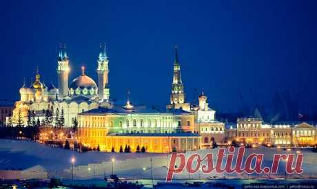 Казанский кремль - архитектурный и культурный памятник