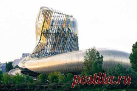 """Тематический парк для взрослых во Франции - """"Музей вина"""" / Туристический спутник"""