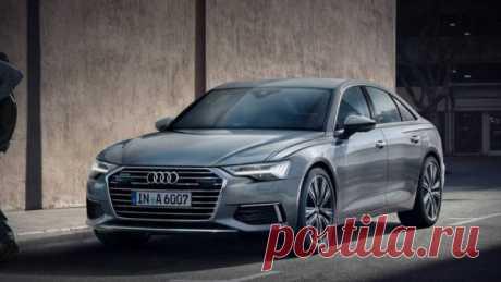 Audi A6 45 TFSI Quattro 2019  прием заказов в России - цена, фото, технические характеристики, авто новинки 2018-2019 года