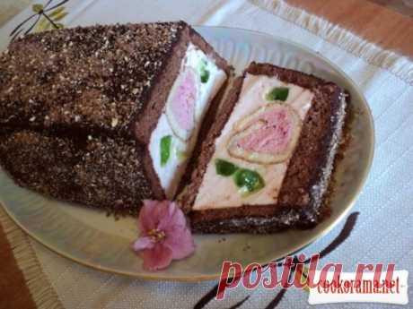 "Шарлотка ""Роза"" / Торты / Кукорама — вкусные рецепты!"