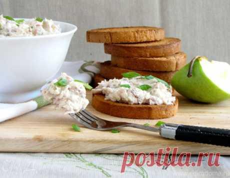 Форшмак | Официальный сайт кулинарных рецептов Юлии Высоцкой