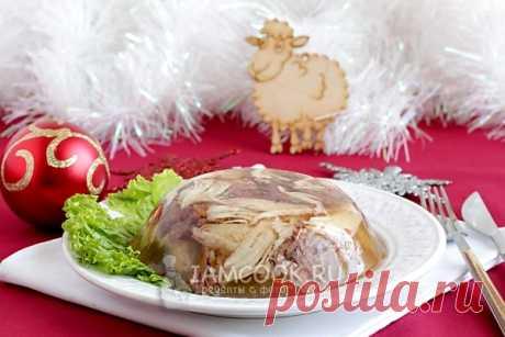 Холодец из говядины, рецепт с фото. Как сварить вкусный холодец из говяжей ноги без желатина?
