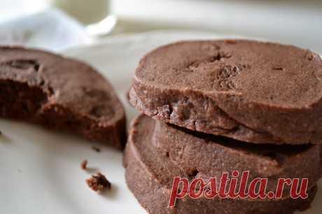 Maida Heatter's Chocolate Shortbread Cookies | вид с Большого острова