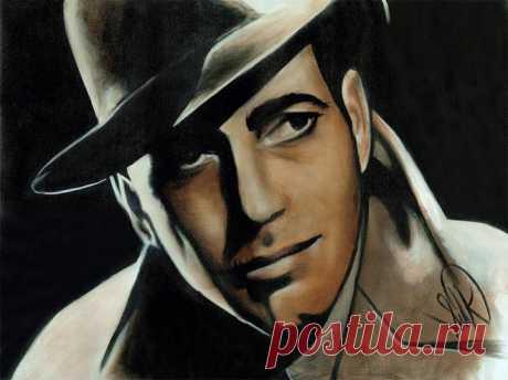 Икона стиля: Хамфри Богарт. Несколько правил великого актера.