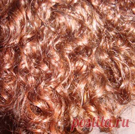 Рыжая Кудрявая