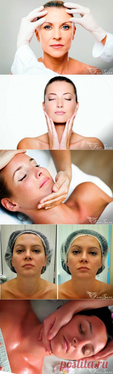 Пластический массаж лица: что это, техника выполнения, видео, фото