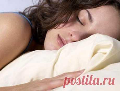 Решение проблемы со сном через пищу   Рецепты как похудеть