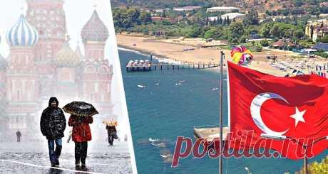 Российские туристы тысячами остаются в Анталии на зимовку Летняя «точка притяжения» российских туристов - турецкая курортная провинция Анталия - в этом году сохраняет свою притягательность и зимой.