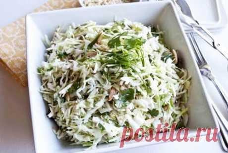 Салат для сушки тела. Избавляемся от жировой прослойки