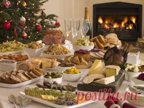 Las recetas para la mesa de Año Nuevo: las colaciones, las ensaladas y la torta