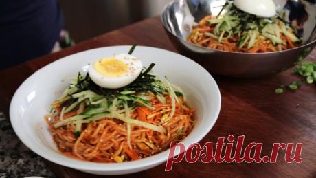 Сытное корейское блюдо, которое поможет в Пост сохранить прекрасный аппетит и отличное настроение! | DiDinfo | Яндекс Дзен