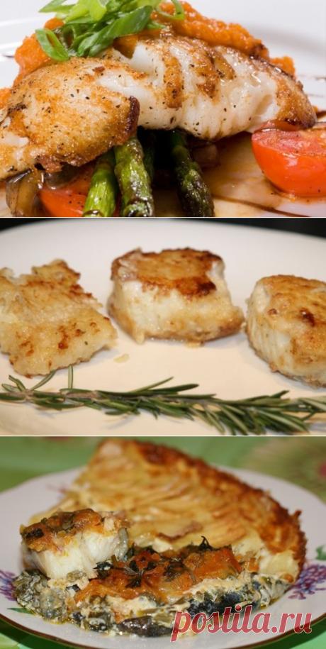 Рецепты блюд из зубатки и особенности ее приготовления / Простые рецепты