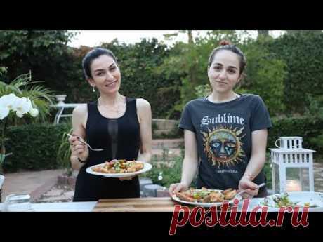 Салат Ширази - Мой Любимый Ужин - Shirazi - Рецепт от Эгине - Heghineh Cooking Show in Russian