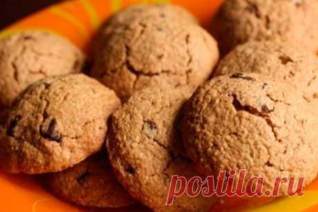 Овсяное печенье — Кулинария для всех